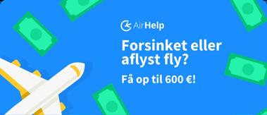 Airhelp fik et lån til virksomheden